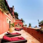 Italian Villa view
